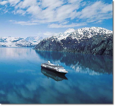 Cruising Alaska with Evergreen Tours & Holland America Line