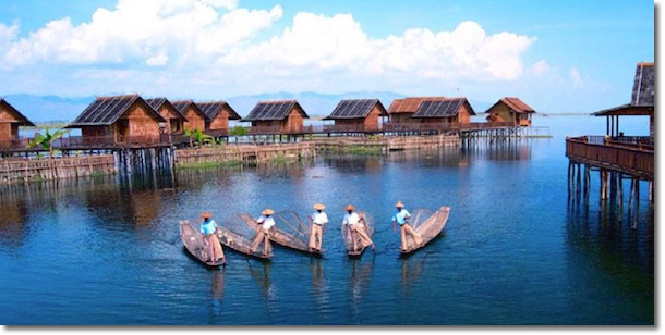 Authentic Myanmar with Mandarin World Tours