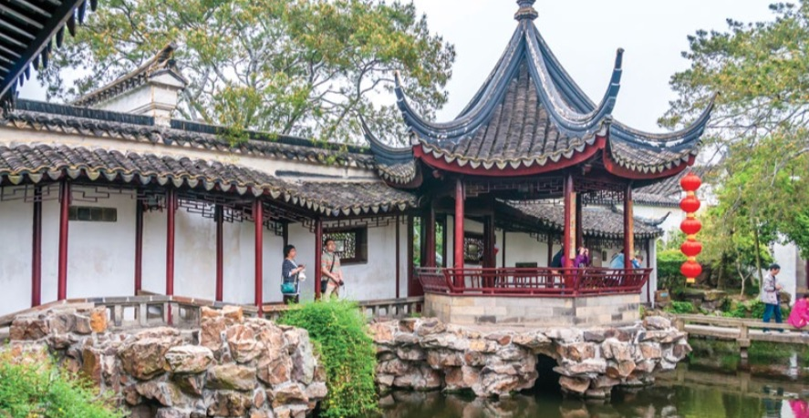 Suzhou with Selective Tours