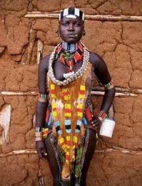 Traditional dress, Ethiopia