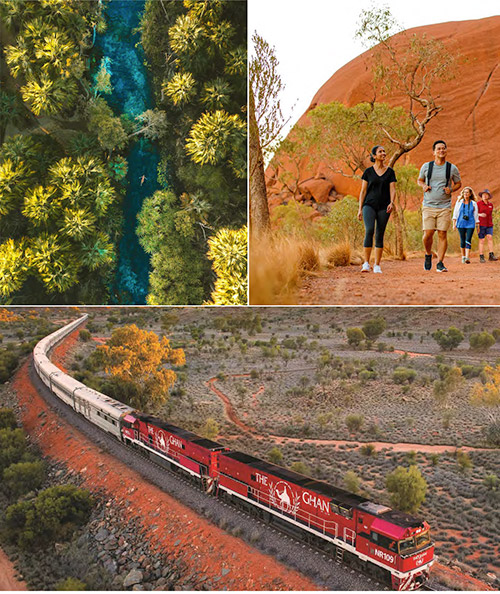 See the wonders of Australia with AAT Kings