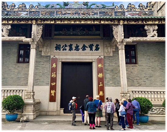 Experience the heritage of Chinese Australian hometowns.