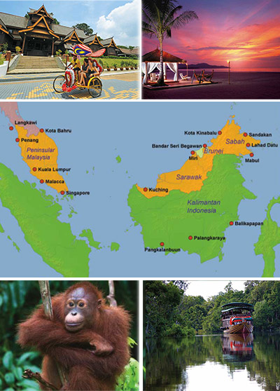 Borneo with Adventure Destinations
