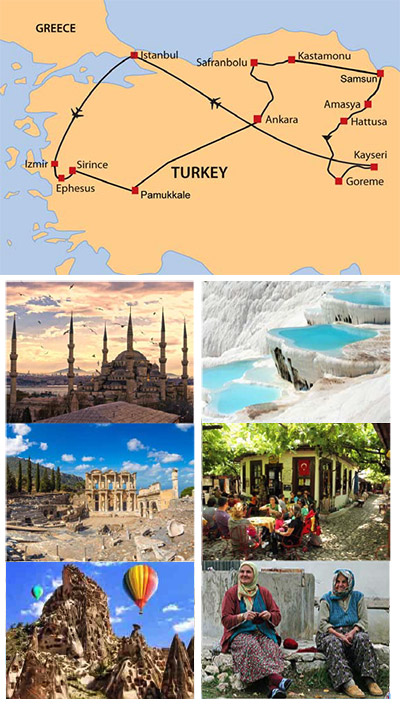 Discover Turkey's Hidden Treasures with Byroads