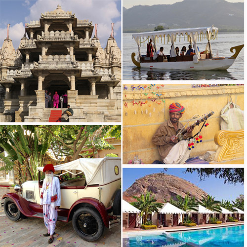 Unique small-group journey to Rajasthan.