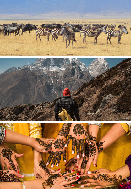 Discover Africa, India and the Subcontinent with Mandarin World Tours