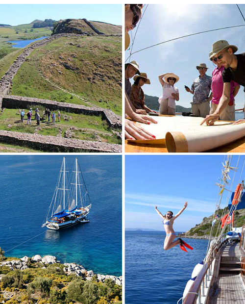 Small-group archaeological & Cultural Tours.