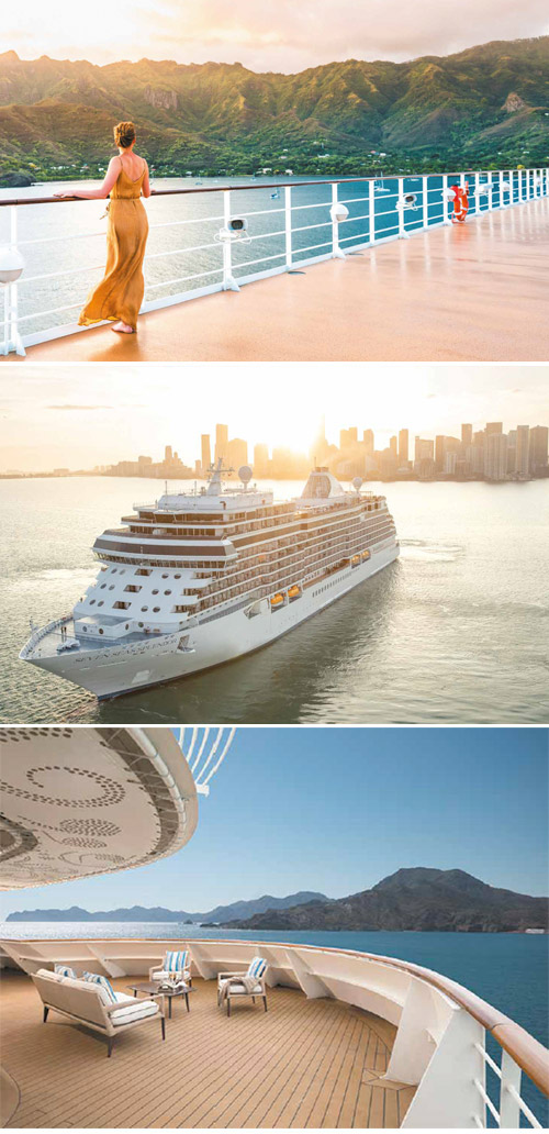 The World's most luxurious fleet…