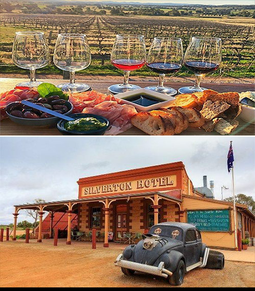 Discover the best of outback NSW