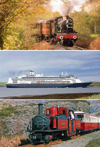 Cruise Tour of England, Scotland and Ireland