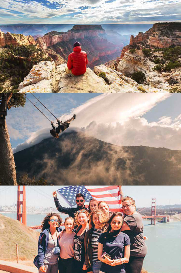 Trek America - USA, Canada, Alaska, Hawaii & Latin America