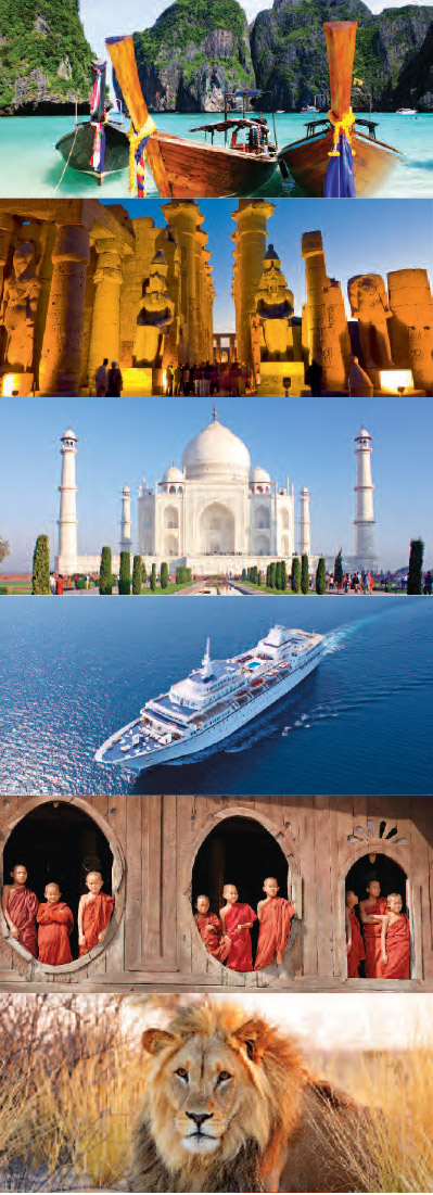 The best of small ship cruising…