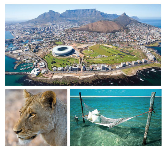 The Best Spots of Africa.